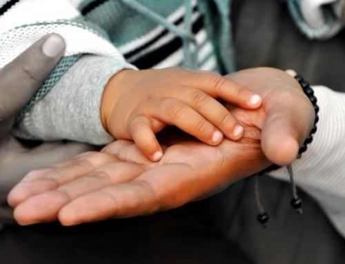 Jonge moeder met leuke peuter (2) wil aan haar toekomst werken