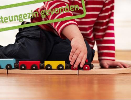 Steungezin gezocht voor een fantasierijk jongetje van 4 jaar in Drachten