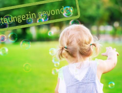 Gastvrij gezin gezocht waar vrolijk meisje (2) uit IJmuiden een weekend in de maand kan logeren!