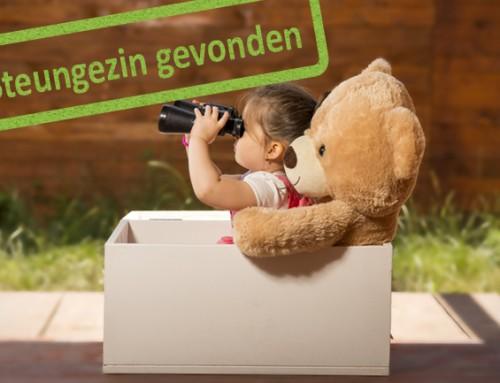 Steungezin gezocht voor een meisje van 2,5 jaar in de gemeente Sittard-Geleen
