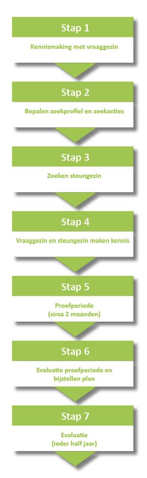 stappenplan voor website