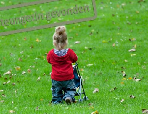 Gezellig, jong steungezin gezocht voor een vrolijk meisje van 2 jaar