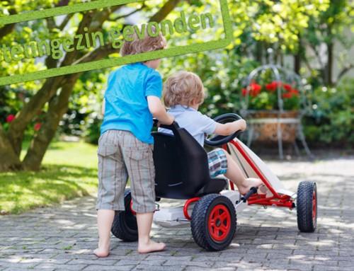 Speelgezin gezocht voor gezin met twee vrolijke jongens