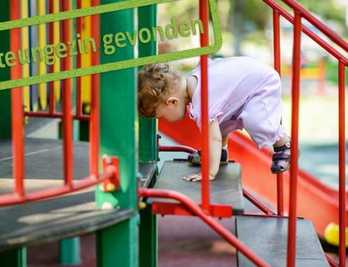 Steungezin gezocht voor jonge moeder en vrolijke peuter (1)