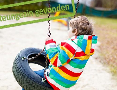 Liefdevol steungezin gezocht voor zesjarige jongen