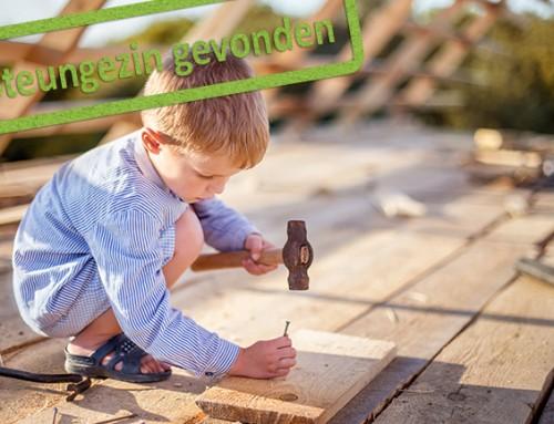 Gezellig speel- en logeergezin gezocht voor enthousiaste jongen van 6 jaar