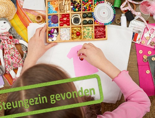 In welk steungezin mag een meisje van 8 uit Roermond onbezorgd kind zijn?