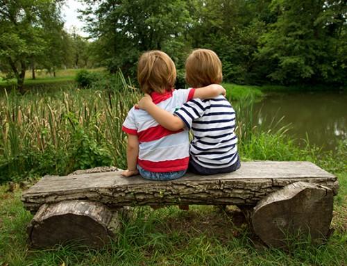 Dubbele peuterpret: waar mag deze tweeling komen spelen? Amsterdam Noord (noordwest)
