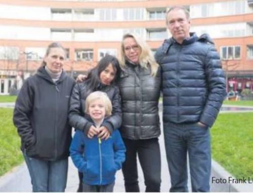 Gezinnen vinden elkaar bij Buurtgezinnen.nl – Krant Amsterdam 2017