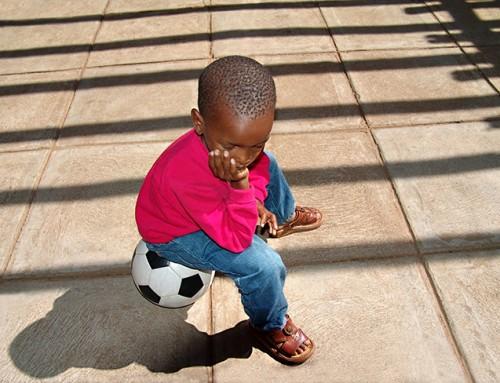 Jongensgezin gezocht voor knul van bijna 7 jaar!