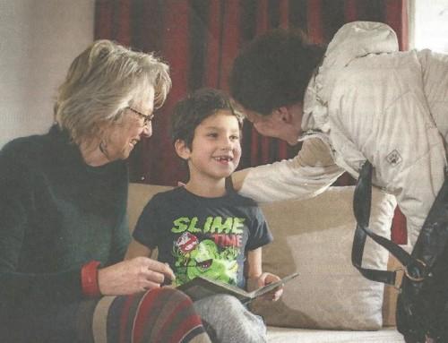 Buurtgezinnen brengt rust in overbelaste gezinnen – MUG Magazine