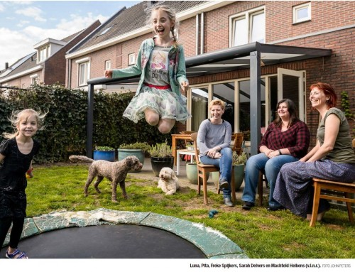 Elke woensdag 'soort zusjes' Dagblad De Limburger