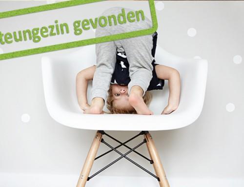 In welke gezin in Rhenen is vrolijke peuter van 2 jaar welkom?