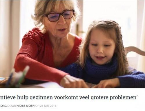 'Preventieve hulp gezinnen voorkomt veel grotere problemen' – Gemeente.nu
