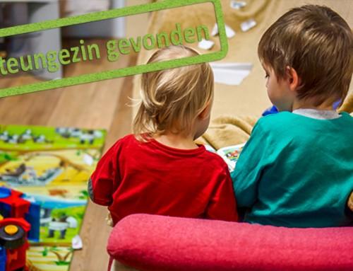 Gezocht: steungezin voor een 5-jarige buitenkind en zijn zusje van 1,5 – regio Heemskerk