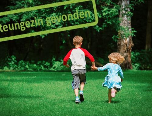Gezocht: liefdevolle gezinnen die een jongen (7) en/of meisje (4) uit Overwhere-Wheermolen eropuit willen nemen!