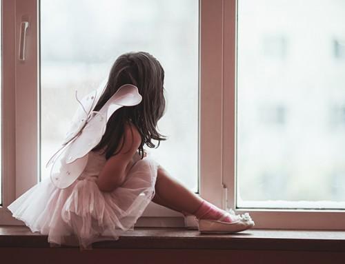 Voor vrolijk bijna 4-jarig meisje uit Velsen-Noord behulpzaam steungezin gezocht!