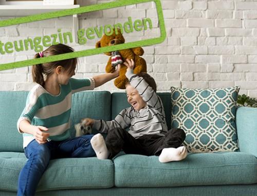 Opa en oma gezocht voor twee vrolijke kinderen van 4 en 6