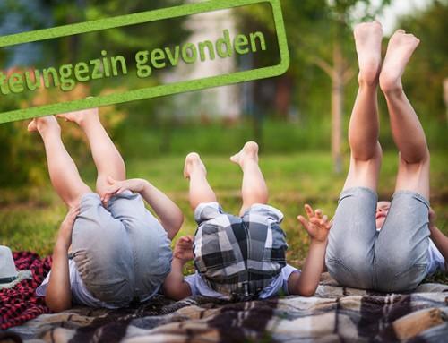 Gezocht ter overbrugging: Liefdevolle steunouder voor dynamisch drietal in Beverwijk