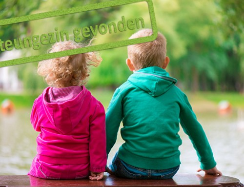 In welk liefdevol gezin in Rhenen zijn twee vrolijke kleuters welkom?