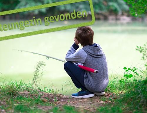Vismaatje gezocht om ook gezellig mee te kletsen, voor jongen (8) in Velserbroek!