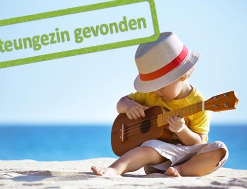 Speelgezin gezocht voor jongen van bijna 4 uit Heemskerk