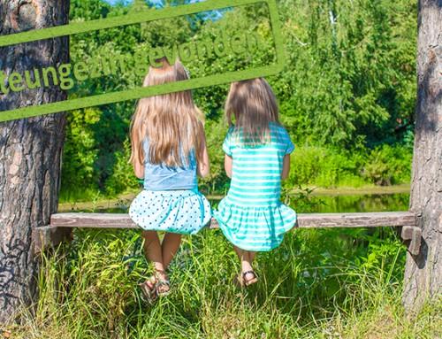 Wie geeft twee dames van bijna 10 en 8 wat extra aandacht?