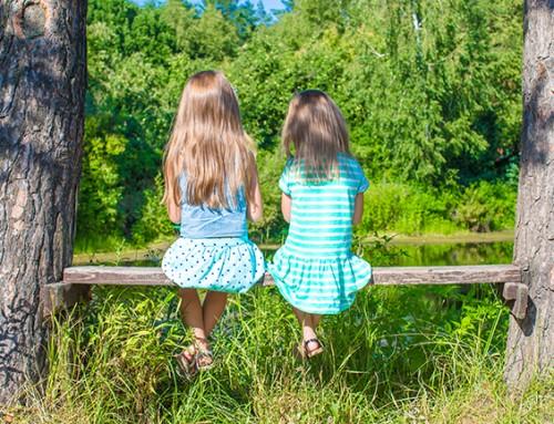 Helpende hand gezocht voor gezin met 2 meisjes