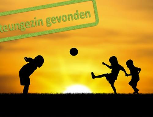 Wie helpt jongensgezin uit Nieuwegein aan een fijne speelplek?