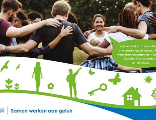 Geen roze wolk? Geen ramp: buurtgezinnen.nl – Schager weekblad