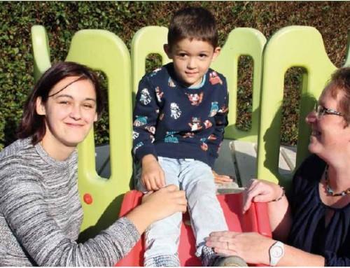 Laagdrempelige en vrijwillige gezinshulp om ouders te ontlasten – Trajekt