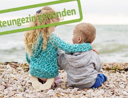 Wie wil iets betekenen voor een meisje (5) en haar broertje (2,5) uit Westerwatering?