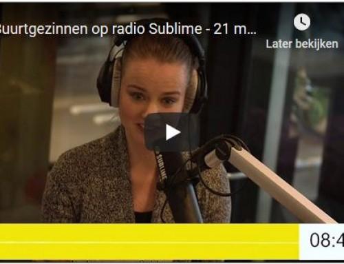 Buurtgezinnen op radio Sublime