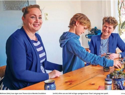 Elke drie weken een extra kind – Noordhollands Dagblad