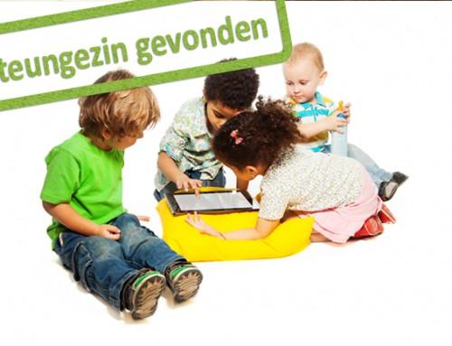 Speelgezin gezocht voor meisje van 2,5 en haar broertje van 5