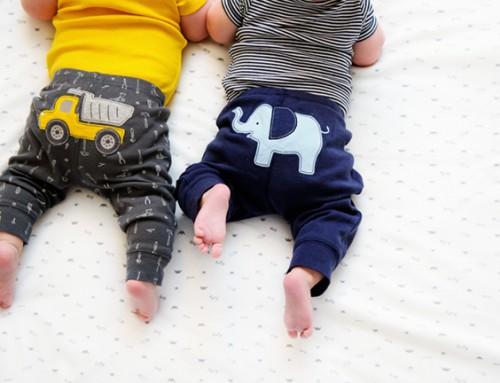 Energiek steungezin gezocht voor tweeling van 11 maanden