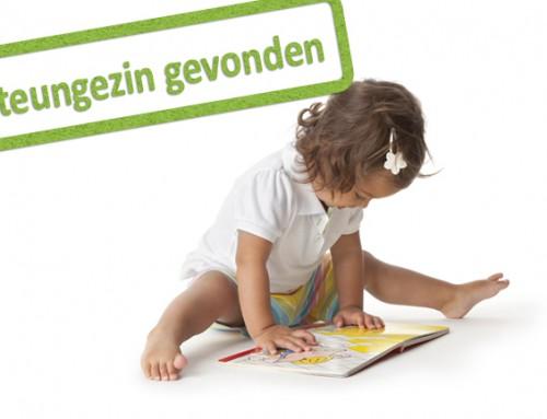 Welk betrokken gezin helpt moeder en dochter (2) op weg in Nieuwegein?