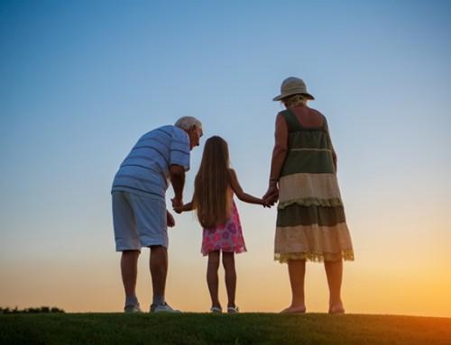 'Wie willen mijn opa en oma in de buurt zijn?'