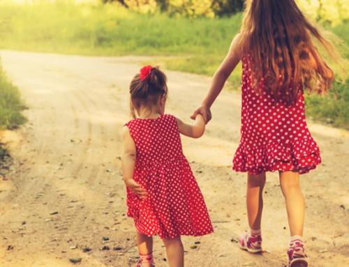 Steungezin gezocht voor een vrolijk meisje van bijna 5 en haar zusje van bijna 3 (A'dam Zuid)