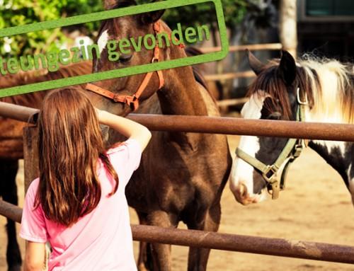 Gezin met dieren gezocht voor een creatieve dierenvriend van 10 jaar Drachten e.o.