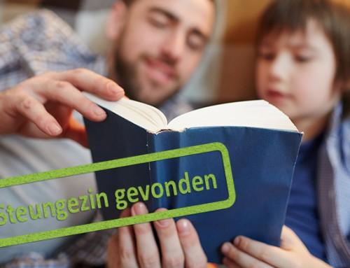 Wordt er veel gelezen binnen jullie gezin?