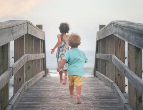 Ondernemend gezin gezocht voor een jongen en een meisje