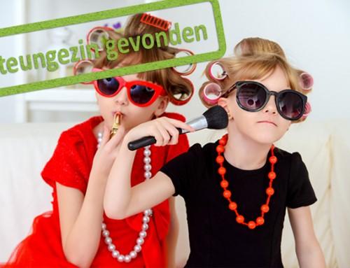 Warm steungezin gezocht voor gezellige tweeling (11 jr) uit Amstelveen