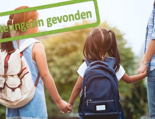 Gezellig Nederlands gezin gezocht voor twee meiden uit Beverwijk (12 en 7 jaar)