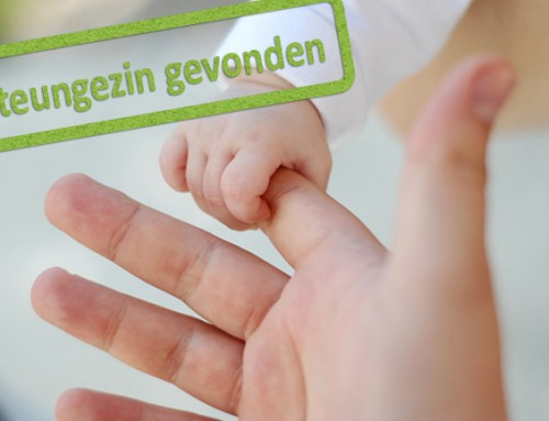 Gezocht: Stabiel, liefdevol gezin voor deze baby (8 maanden)