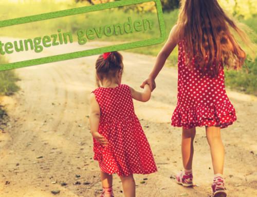 Liefdevol steungezin in Beemster gezocht voor 2 zusjes