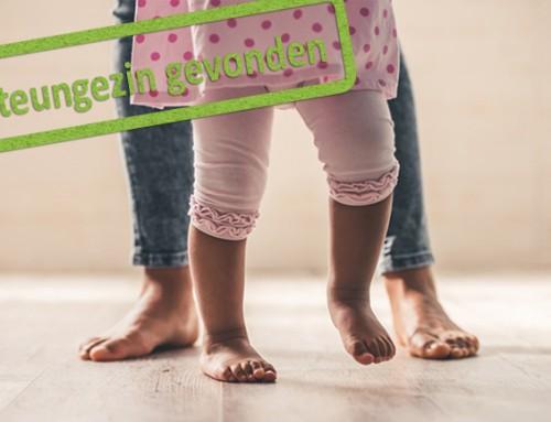Warm steungezin gezocht voor zusjes van 5 en 1 jaar