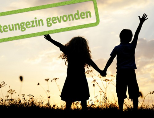 Steungezin met dochter gezocht voor jongen van 8 uit Koog aan de Zaan