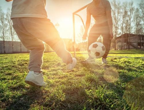 Steun gezocht voor een 10-jarige voetballer