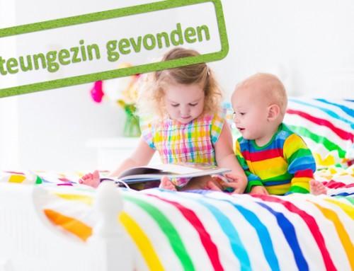 Gezocht: gezin met jonge kindjes voor speelplezier en netwerk